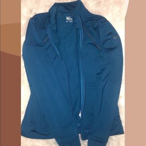NIKE sport tight fit running jacket